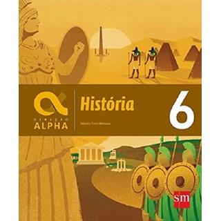 Livro - Geração Alpha História - 6 Ano - SM