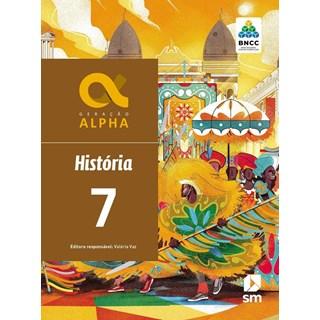 Livro - Geração Alpha História - 7 Ano - BNCC - SM