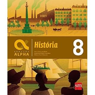 Livro - Geração Alpha História - 8 Ano - SM
