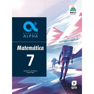 Livro - Geração Alpha Matemática - 7 Ano - BNCC - SM