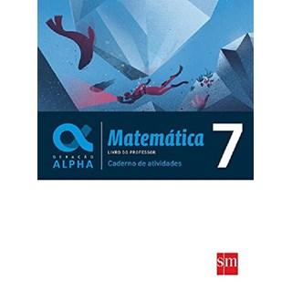 Livro - Geração Alpha Matemática - 7 Ano - Caderno De Atividades - Sm