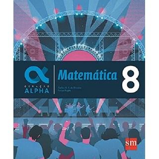 Livro - Geração Alpha Matemática - 8 Ano - SM