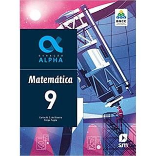 Livro - Geração Alpha Matemática - 9 Ano - BNCC - SM