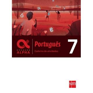 Livro - Geração Alpha Português - Caderno De Atividades - 7 Ano - Sm