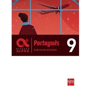 Livro - Geração Alpha Português - Caderno De Atividades - 9 Ano - SM