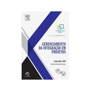 Livro - Gerenciamento da Integração em Projetos - Mei
