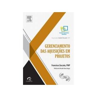 Livro - Gerenciamento de Aquisições em Projetos - Zuccato Junior
