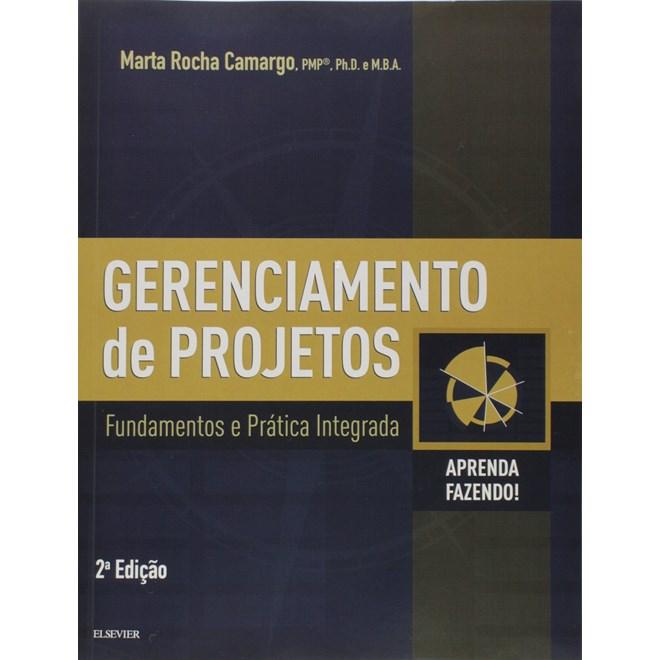Livro - Gerenciamento de Projetos - Camargo