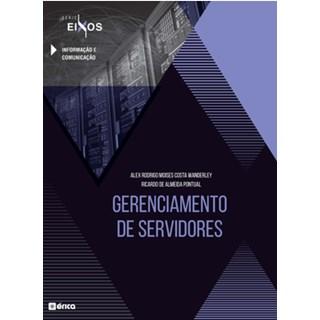 Livro - Gerenciamento de Servidores - Série Eixos - Costa