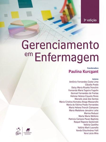 Livro - Gerenciamento em Enfermagem - Kurcgant