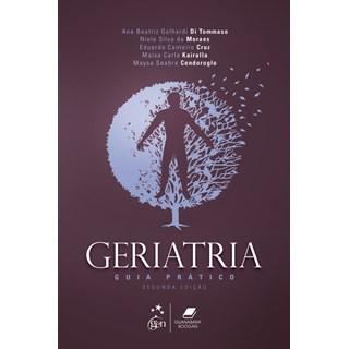 Livro Geriatria - Tommaso - Guanabara