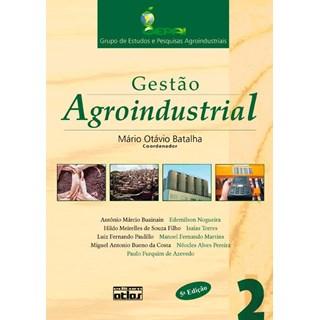 Livro - Gestão Agroindustrial - Vol 2 -Batalha