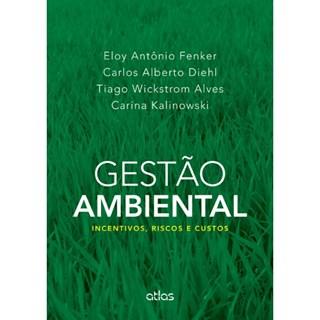 Livro - Gestão Ambiental: Incentivos, Riscos e Custos - Fenker