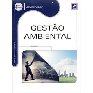 Livro - Gestão Ambiental - Serie Eixos - Barsano