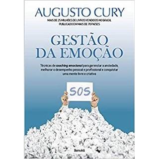 Livro - Gestão da Emoção - SOS - Crescendo com a Crise - Cury