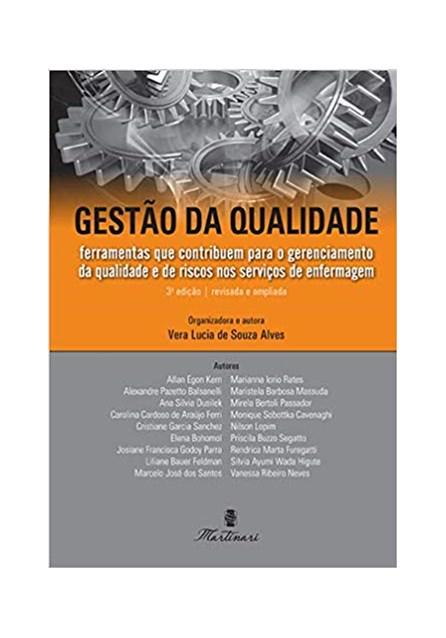 Livro - Gestão da Qualidade - Alves