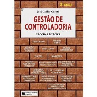 Livro - Gestão de Controladoria - Teoria e Prática - Martins