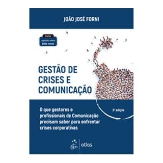 Livro - Gestão de Crises e Comunicação - Forni