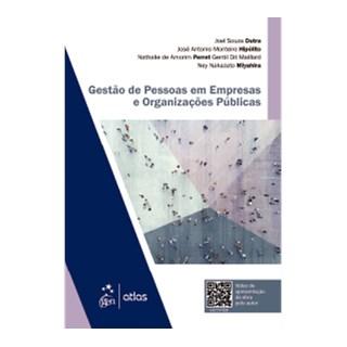 Livro - Gestão de Pessoas em Empresas e Organizações Pública - Dutra