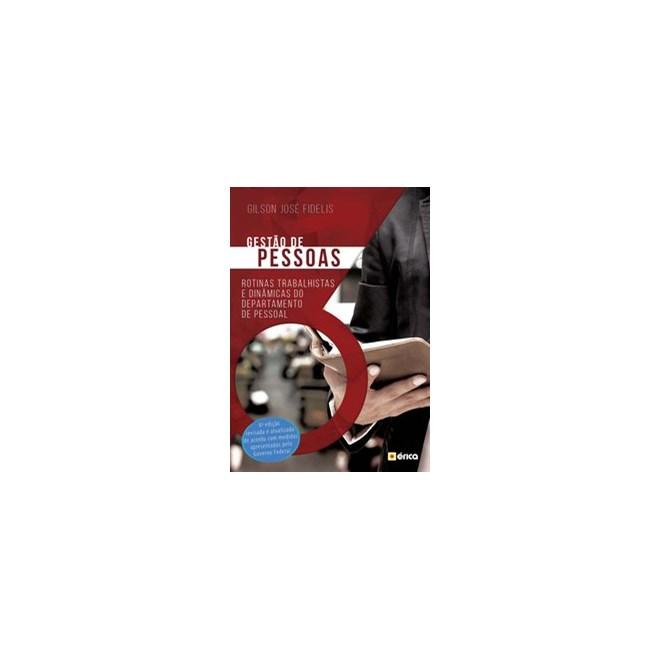 Livro - Gestão de pessoas - Fidelis 6º edição