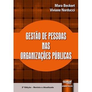 Livro - Gestão de Pessoas nas Organizações Públicas - Narducci - Juruá