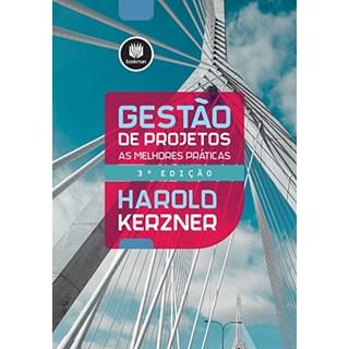 Livro - Gestão de Projetos - As Melhores Práticas - Kerzner