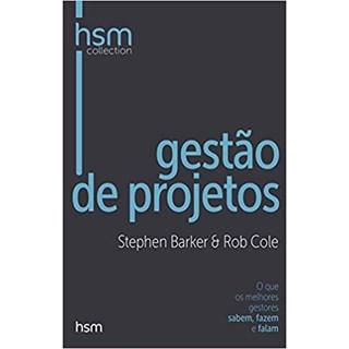 Livro - Gestão de Projetos - Barker