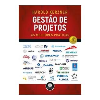 Livro - Gestão de Projetos - Kerzner 4º edição