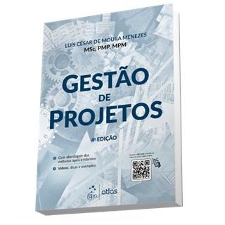 Livro - Gestão de Projetos - Menezes