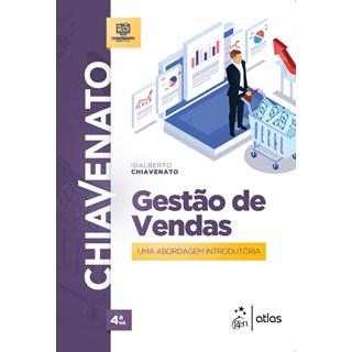 Livro - Gestão de Vendas: Uma Abordagem Introdutória - Chiavenato