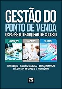 Livro Gestao do Ponto de Venda Ribeiro Dvs Editora