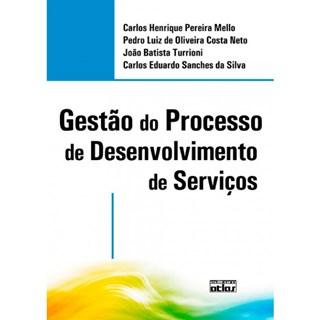 Livro - Gestão do Processo de Desenvolvimento de Serviços - Mello