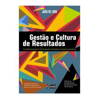 Livro - Gestão e Cultura de Resultados - Lima - Gente