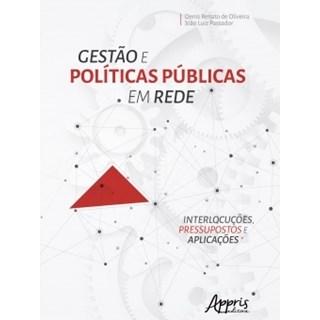 Livro - Gestão e Políticas Públicas em Rede - Oliveira - Appris