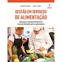 Oferta Livro - Gestão em Serviços de Alimentação: Liderança e Desenvolvimento por R$ 98.93