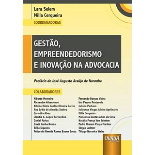 Livro Gestão, Empreendedorismo e Inovação na Advocacia - Cerqueira - Juruá