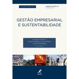 Livro - Gestão empresarial e Sustentabilidade - Philippi Jr