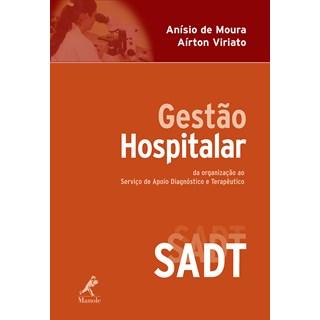 Livro - Gestão Hospitalar - Moura