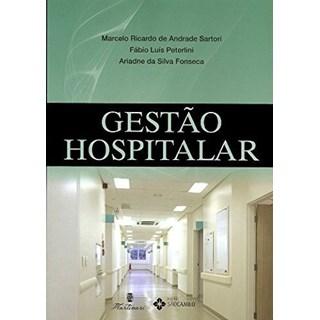Livro - Gestão Hospitalar - Sartori