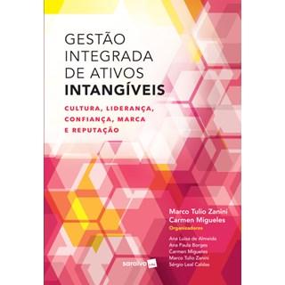 Livro - Gestão Integrada de Ativos Intangíveis - Cultura, Liderança, Confiança, Marca e Reputação - Migueles