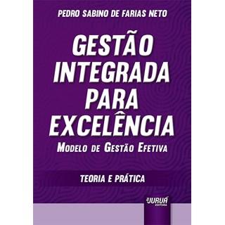 Livro - Gestão Integrada para Excelência - Neto - Juruá