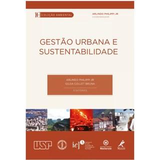 Livro - Gestão Urbana e Sustentabilidade - Philippi Jr