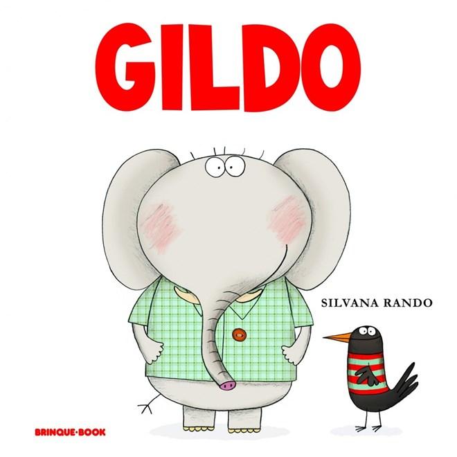 Livro - Gildo - Rando - Brinque Book