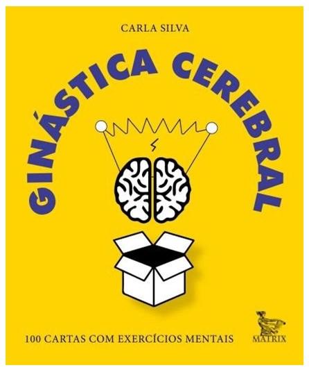 Livro - Ginástica Cerebral - Silva - Baralho