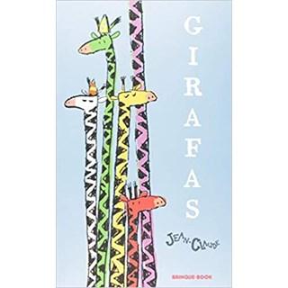 Livro - Girafas - Jean-Claude - Brinque Book