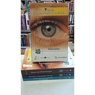 Livro Glaucoma Série Oftalmologia Brasileira - Guanabara