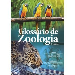 Livro - Glossário de Zoologia - Villela - Atheneu