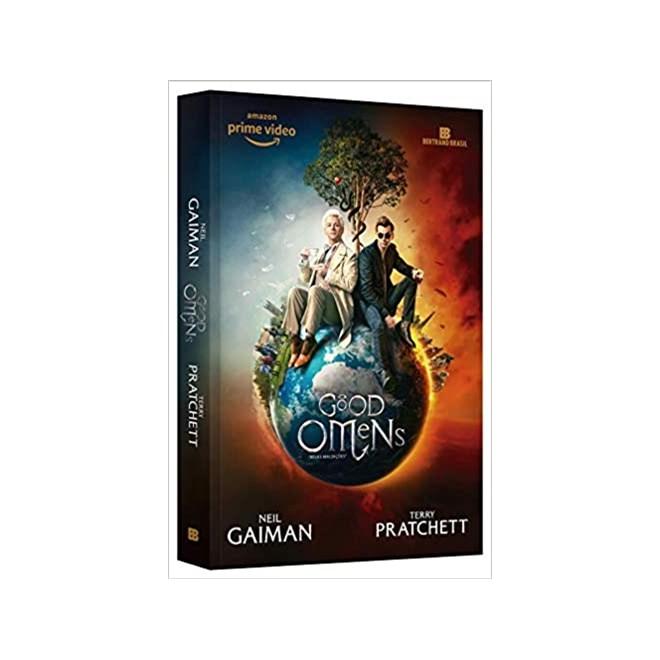 Livro - Good Omens: Belas Maldições - Gaiman - Bertrand