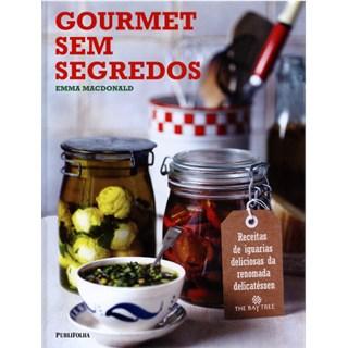 Livro - gourmet sem Segredos - Macdonald