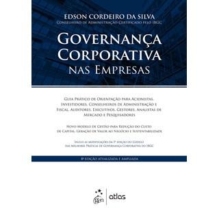 Livro - Governança Corporativa nas Empresas - Silva